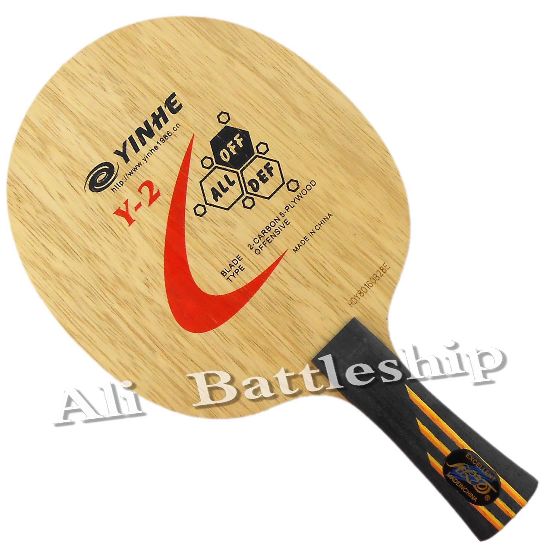Original Yinhe Milky Way Galaxy Y-2 Y2 Y 2 Table Tennis Pingpong Blade