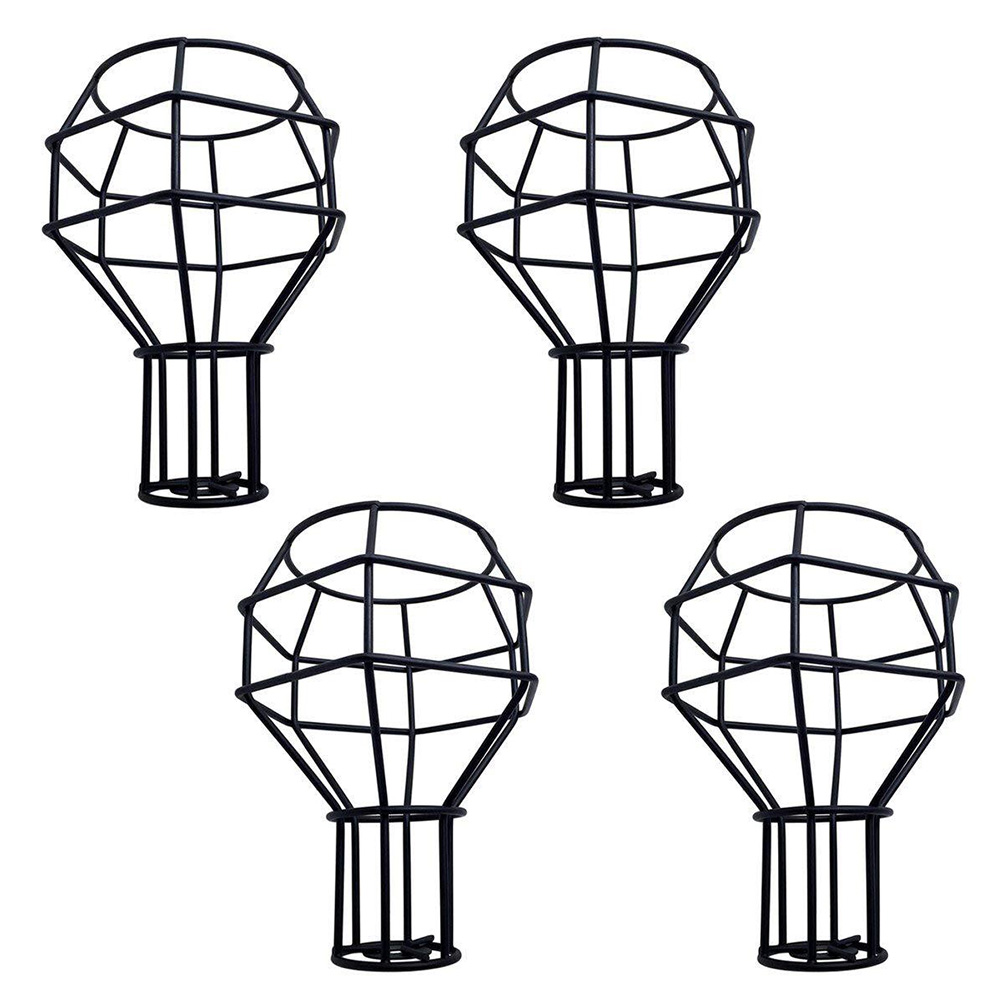 Pendant Lamp Shade Ceiling Retro Guard Cage DIY Table Iron Home Accessory Vintage Decor Party Bedroom