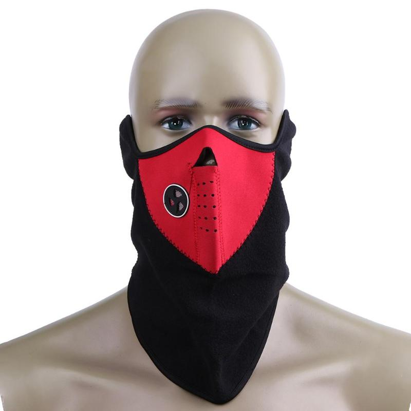 Women Men Outdoor Climbing Skiing Cycling Mask Windproof Riding Breathable Dust Fog Smog Protective Mask