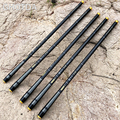 GHOTDA 3.6M -7.2M Carbon Fiber Fishing Rod Telescopic Ultra-light Hard Pole for Stream Freshwater Fishing Pole