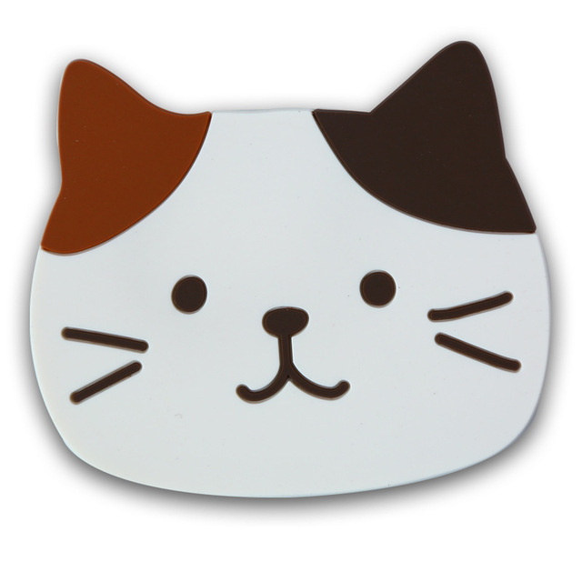 Cat Coffee Coaster 4