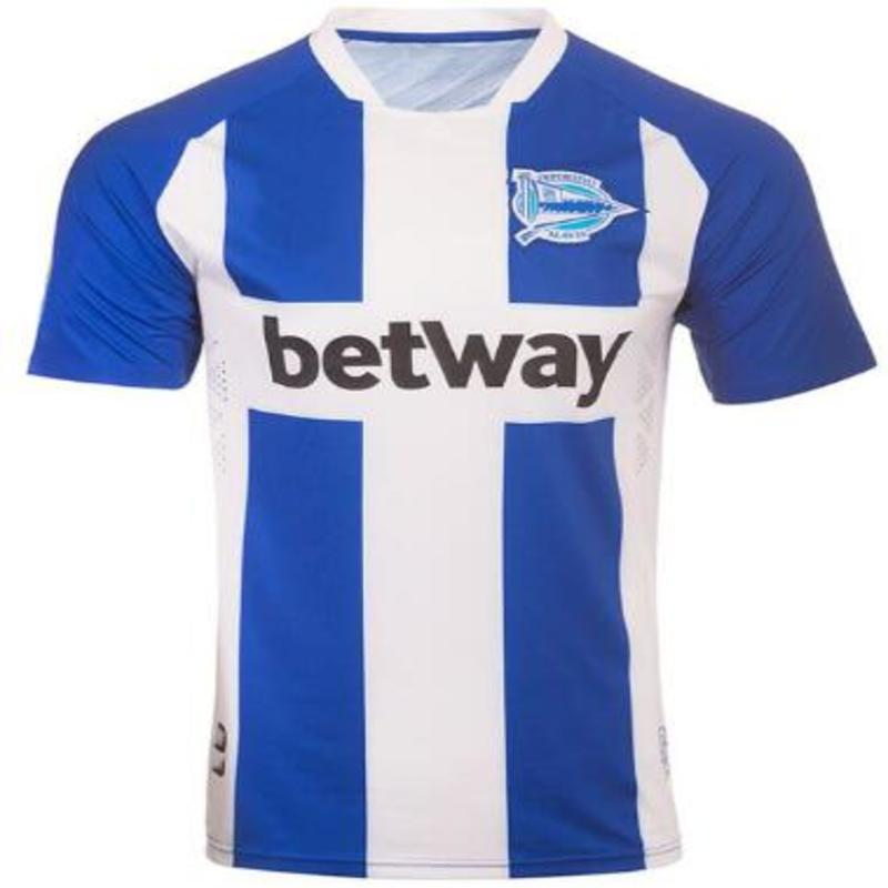 2019 2020Alavés Running Breathable And Quick-drying Shirt 19 20 Alaves Shirt Free Shipping