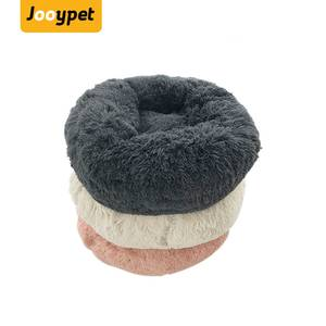 JOOYPET Long Hair Warm Deep Sleep Pet Cat'S Nest Shaking Sound Net Red Hair Dog'S Nest
