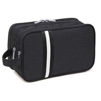 Toiletry Bag for Women Men Waterproof Dopp Kit Travel Cosmetic Case Toiletries Shaving Organizer Makeup Accessories - discount item  55% OFF Special Purpose Bags
