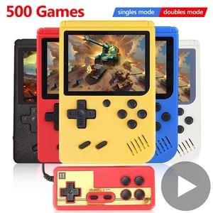 Handheld Portable Retro Video Game Console Player Gaming Portatil Mini Arcade Videogame Retrogaming Pocket For Kid Classic Vidio