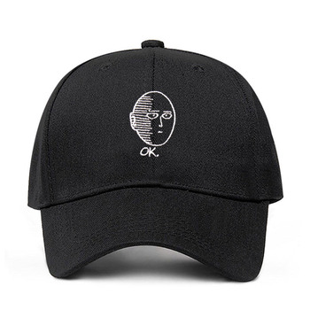 Casquette One Punch Man OK.  1