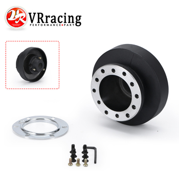 VR - Racing Steering Wheel Hub Adapter Boss Kit for BMW E36 black VR-HUB-E36 image