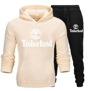 NEW Sport Men's hoodie+pants Sets 2 pieces Autumn Running tracksuit Sweatshirt Set Gym Clothes Men Sport Suit men Track Suit 21