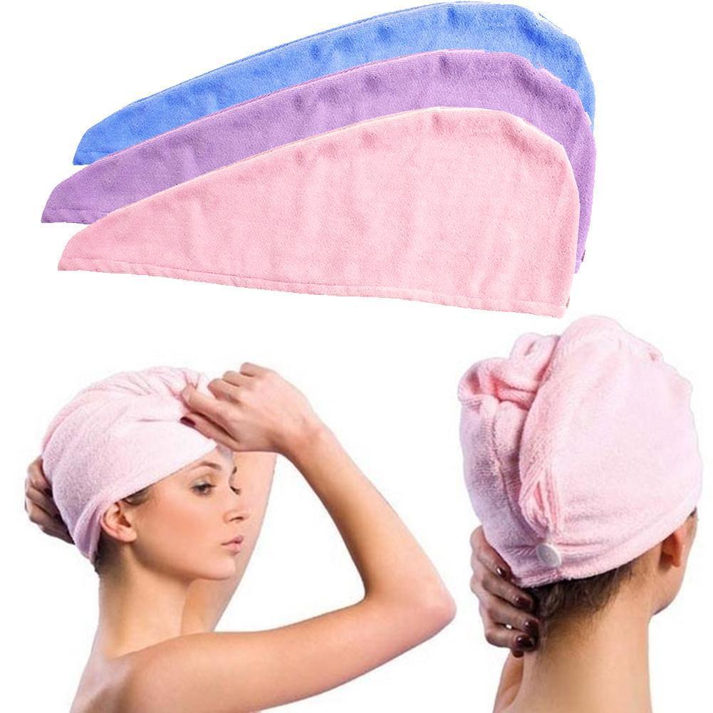 Витрина Алиэкспресс Иркутск - Волшебные волосы, быстросохнущее полотенце, твердая шапочка для душа, поворотная головка из микрофибры для ванной, шапочка для ванной, для бассейна, сухой тюрбан, быстросохнущая накидка для душа U0S1  aliexpress goods лучшие популярные товары заказать почтой купить китая бесплатной доставкой дешевые shopping 2020