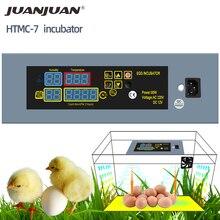 HTMC-7 Mini Multifunctional Automatic Eggs Incubator Fan Motor DIY Constant Temperature