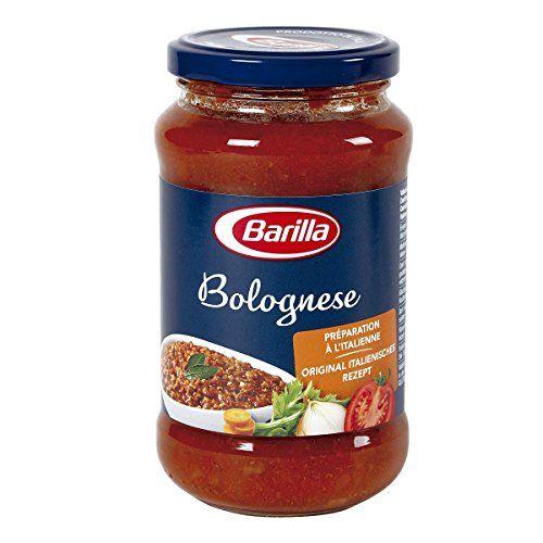 Sauce Bolognese BARILLA Le Pot De 400 G