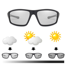 Photochromic Cycling Sunglasses Mtb Bicycle-Glasses Fishing-Goggles Eyewear Road-Bike