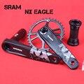 2018 Новое SRAM NX EAGLE DUB 32T 34T стальное кольцо 170 мм 175 мм MTB велосипедный коленчатый набор с DUB BSA Нижний Кронштейн FC DESC Boost