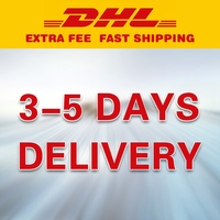 Neitsi Extra Fee ( Fast DHL/Fedex Shipping Cost ) 3-5 Days Delivery For Hair Extensions