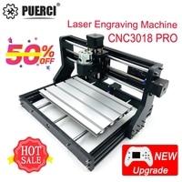 CNC 3018 Pro,diy cnc engraving machine,Pcb Milling Machine,laser engraving,GRBL control,cnc engraver, cnc laser Machine Engraver