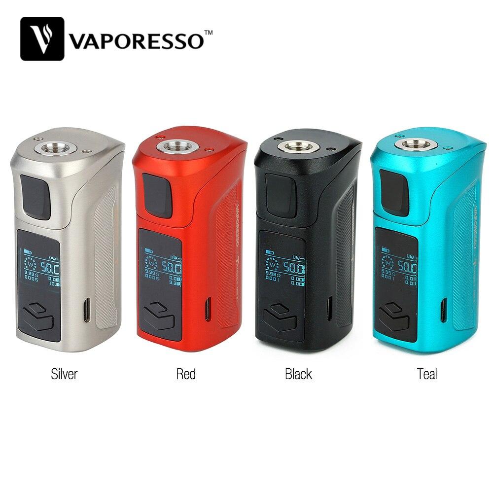 Original 50W Vaporesso Target Mini 2 Box MOD With 2000mAh Battery & Adjustable Output Electronic Cigarette Vape Mod VS Drag 2