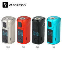 Original vaporesso alvo mini 2 50 w caixa mod com 2000 mah bateria embutida & 2a carregamento rápido pequeno tamanho e-cig vape mod vs luxe
