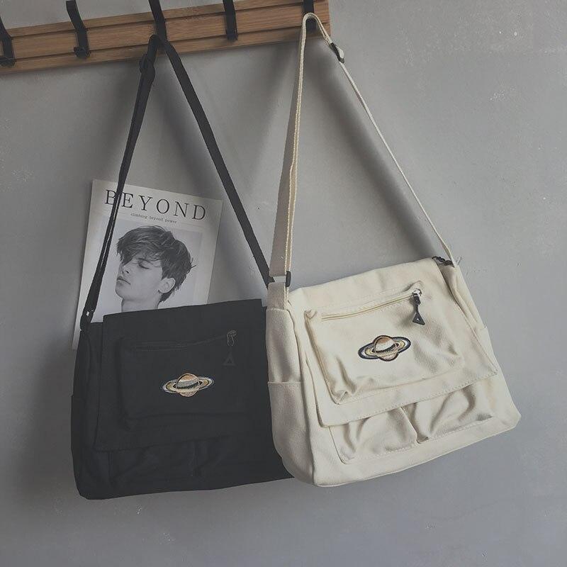 Сумка мессенджер Dark Wind Planet, спортивная сумка для спорта и спорта, мужская и женская сумка Harajuku Mailman        АлиЭкспресс