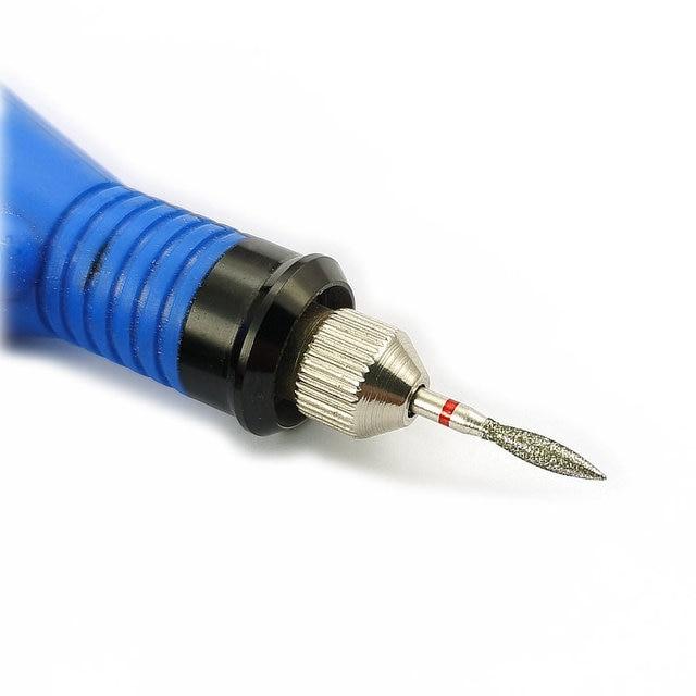 Diamond Drill Bit Milling Manicure Cutter for Pedicure Electric Machine Device Tool Nail Art Burr Drill 5