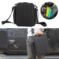 Auto Parts For Car Under Seat Storage Bag For Jeep Wrangler JL 2018 2019 Black Accessories 1Pc