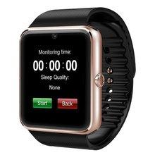 finow q1 smart watch phone android 5 1 os wristwatch wifi gps 3g bluetooth smartwatch support sim card clock pk g3 x5 x01s gt08 Android Smart Watch GT08 With Camera Bluetooth 4.0 Wristwatch Support Sim TF Card Smartwatch GT08 A1 DZ09