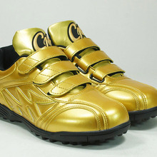 Unisex professional microfiber spiked baseball Softball shoes kids spikes baseball sneakers men women athletic anti-skid shoes