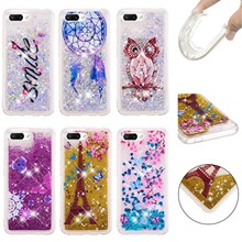 Dynamic Glitter Liquid Quicksand Case For Huawei P8 P9 P10 P20 P30 P Lite Smart Plus Pro Mini Soft TPU Case For Huawei P Smart Z snack silicone soft case for huawei p8 p9 p10 p20 p30 lite pro p smart z plus
