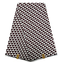Best Selling Fashion New Arrival African Real Wax High Quality 100% Cotton Ankara Wax
