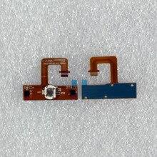 Peças de reparo flexíveis do cabo do controle superior da capa para a câmera vication de xiaoyi yi 4 k