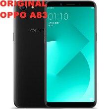 Смартфон Oppo A83, 4G LTE, Android 7,1, MTK6763T, 4 Гб ОЗУ, 32 Гб ПЗУ, четыре ядра, 5,7 дюймов, ips, 1440x720, 13,0 МП, распознавание лица