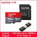 Sandisk Ultra Micro SD 128 GB 32 GB 64 GB 256 GB 16G 400 GB Micro SD Karte SD /TF-Karte Speicher Karte 32 64 128 gb microSD für Telefon