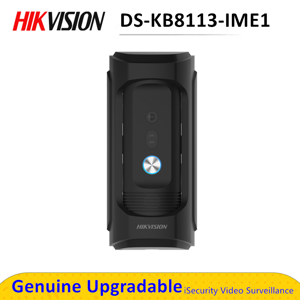 DS-KB8113-IME1 POE de porte de version internationale avec HIK-CONNECT de caméra HD 2MP