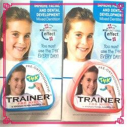 Myobrace T4K Kinderen Tandheelkundige Tand Orthodontische Toestel Trainer voor Kinderen Tanden Alignment Bretels Mondstukken Fase Zachte en Harde