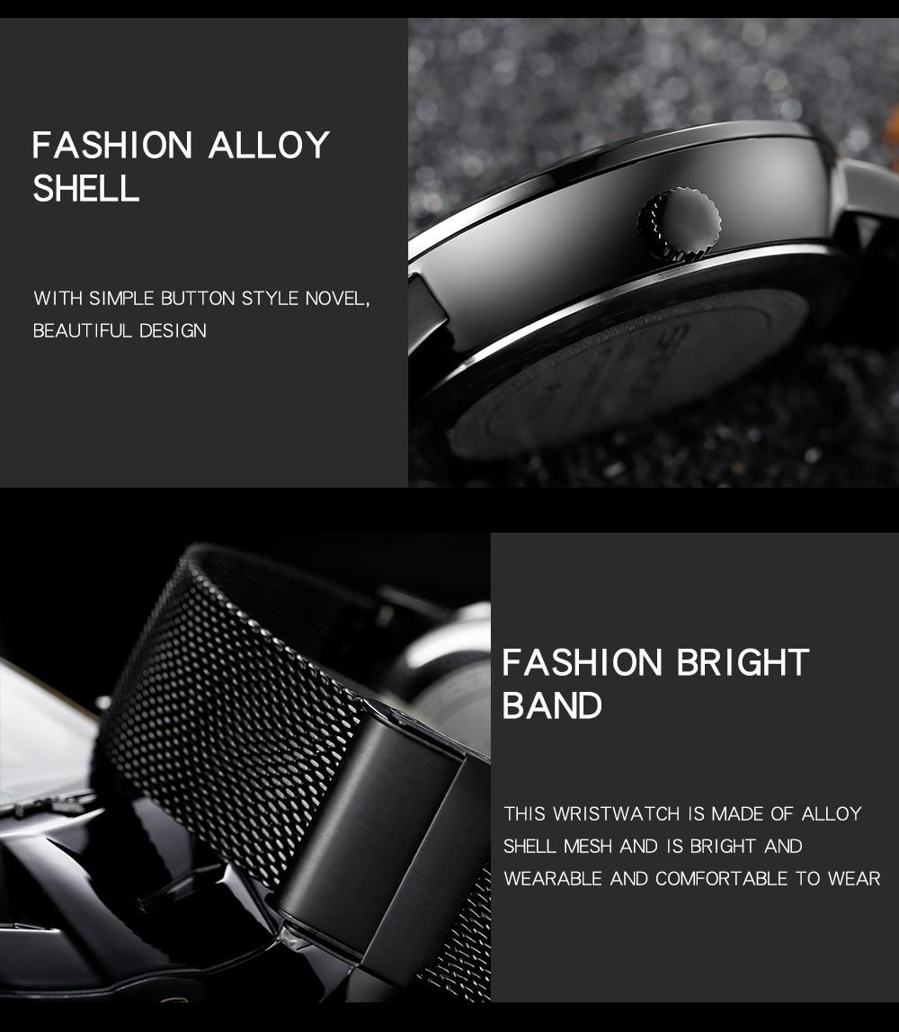 H267b8da4eef84a5f86de914a643f873el Men's Watch 360 Degree Wheel Rotation Creative Quartz