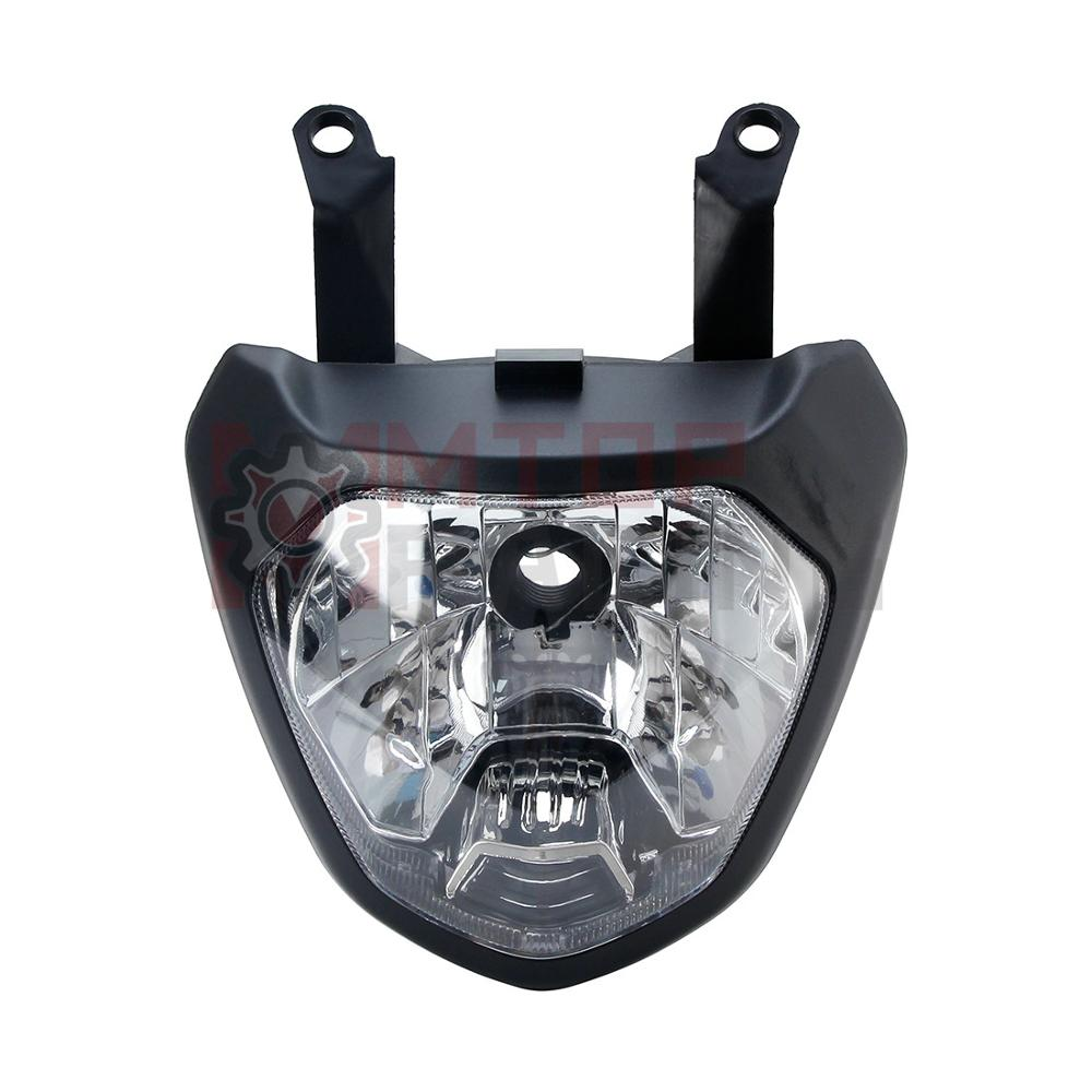 Motorcycle Headlight Assembly For Yamaha MT07 MT-07 2014 2015 2016 2017 Lamp