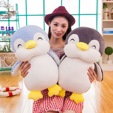 Sea Animal Cute Penguin Dolls & Accessories Soft Stuffed Animals & Plush Toy Baby Action & Toy Figures Child Doll Classic Toys bohs jungle animals in fence toy animal figures collectible 32 animals