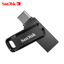 SanDisk OTG USB 3.1 Tipe-C USB Flash Drive 32GB 64GB 150 MB/s Flashdisk 128GB Pen Drive 256GB untuk Ponsel Tablet PC SDDDC3(China)