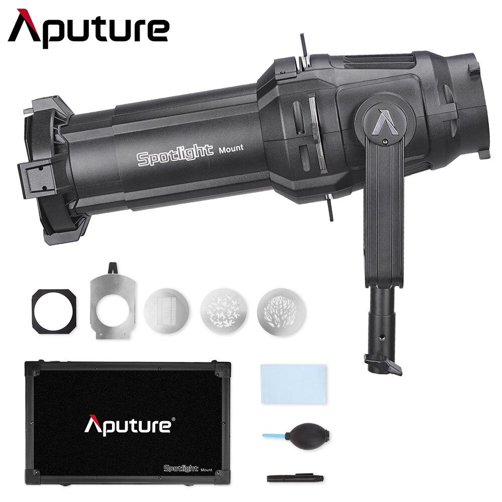 Aputure Spotlight Mount Set 19 °/26 °/36 ° осветительные модификаторы для Aputure 120D 300D Mark 2 120D II и другие крепления Bowens