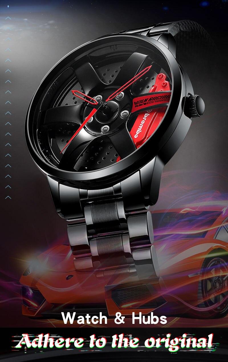 H267c64a218dc4e8897b17d97712e2bb4Z NEKTOM Men's Watch Waterproof Sport Watch