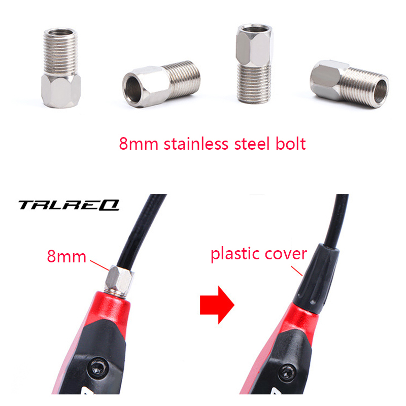 10 Pairs Bike Bicycle Olive Insert Connect for BH90 SHIMANO Hydraulic Brake Hose