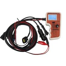 Simulation Fuel Diagnosis Accessories Car Accurate Pressure Tester Tool Common Rail For Bosch
