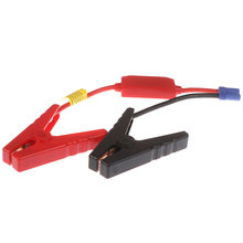 1 шт зажим для аккумулятора соединитель аварийный Джампер кабеля