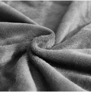 Image 4 - Peluche tissu pli sans bras canapé lit couverture siège pliant housse plus épaisse couvre banc canapé protecteur élastique Futon couverture hiver