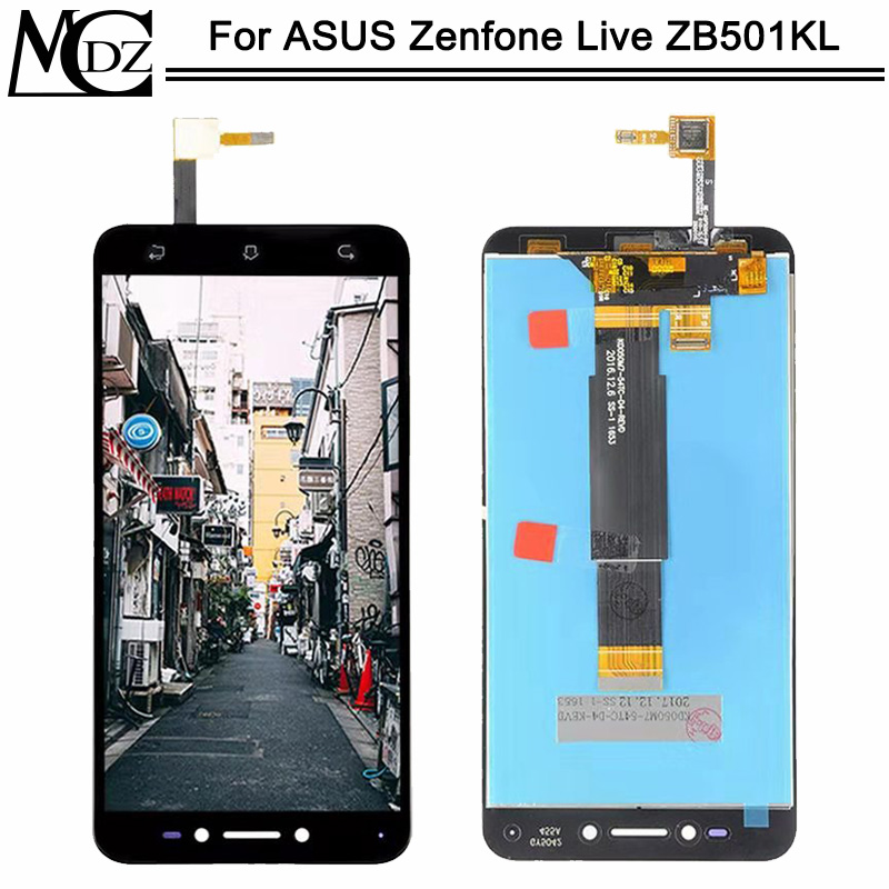 New ZB501KL LCD Touch Screen For ASUS Zenfone Live ZB501KL LCD ...