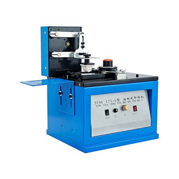 Electric ink Coding Machine Ink Pad Printing Machine Automatic Date Production Coder Imitation inkjet Printer Printing Machine 220v desktop electric pad printer machine printing machine for product date small logo print cliche plate rubber pad
