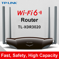 Tp-Link Ax3000 Dual Band Gigabit Draadloze Router Gigabit Poort Tl-xdr3020 Wifi6