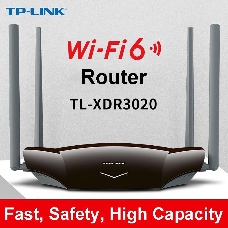 Tp-Link Ax3000 Dual Band Gigabit Router Wireless Gigabit Porta Tl-xdr3020 Wifi6