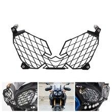 Для YAMAHA XT1200Z XT 1200 Z Super Tenere 2010- модификация мотоцикла фара решетка Защитная крышка протектор