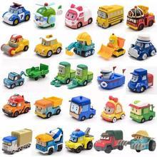 Silverlit Robocar Poli figurki zabawki dla dzieci Robot Poli Roy Haley Anime Metal figurka zabawka samochód dla dzieci prezent urodzinowy tanie tanio 3 lat Inne Diecast Certyfikat 2018012204078166 ROBOCAR POLI-1 1 55 Do not eat Wyroby gotowe