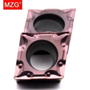 Image 2 - Livraison gratuite MZG prix discount CCMT060204 CCMT09T304 08 TM alésage interne externe tournant CNC outils de coupe Inserts en carbure